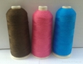42S/2 wool embroidery thread used for