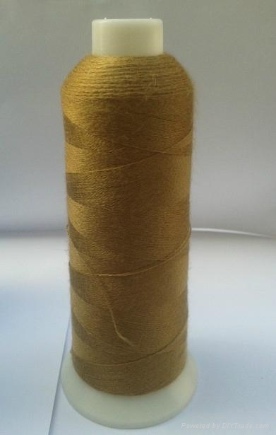 21S/2 acrylic embroidery yarn use for towel embroidery 2