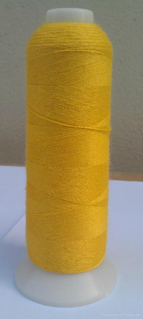 32S/2 100% acrylic embroidery thread for flat embroidery 1