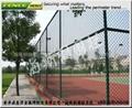 体育场围栏,体育围网,勾花护栏,球场护栏 4