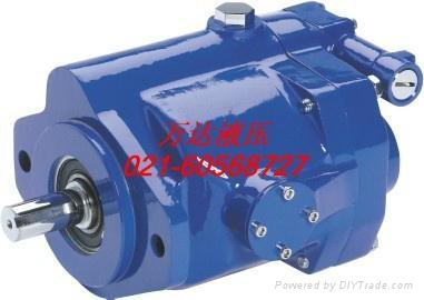 万达液压专业代理销售威格士变量泵图片