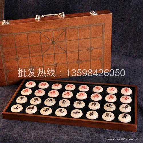 白玉玉石象棋 1