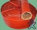 保护电线线缆的绝缘防火套管 2