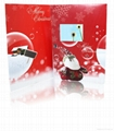 lcd video greeting cards for Christmas