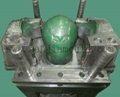 Motorcycle helmet mould(injection mould,plastic mold) 1