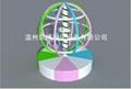 淘气堡旋转地球仪