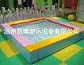 儿童淘氣堡波浪水床