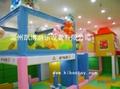儿童淘氣堡氣球屋