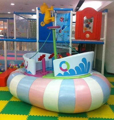 儿童淘氣堡寶寶船 1