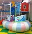 儿童淘氣堡寶寶船