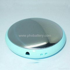 Battery & USB Dualuse Rechargeable Hand Warmer