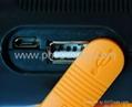 9-in-1 flashlight with Deluxe Car Emergency Tool, Crank dynamo radio waterproof  3