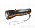 USB Powered Flashlight Torch with radio