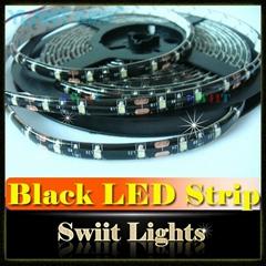 CE RoHs Certified 5050 Black Light LED Strip