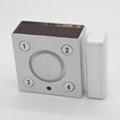 door and window magnet alarm with solar panel 1