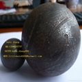 forging balls and high chrome casting