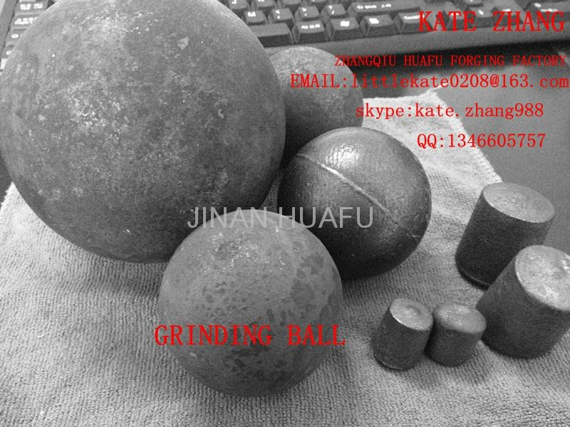 Ginding steel balls for mill 1