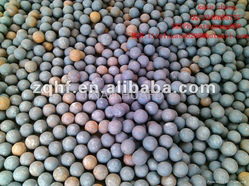 Ginding steel balls for mill 3