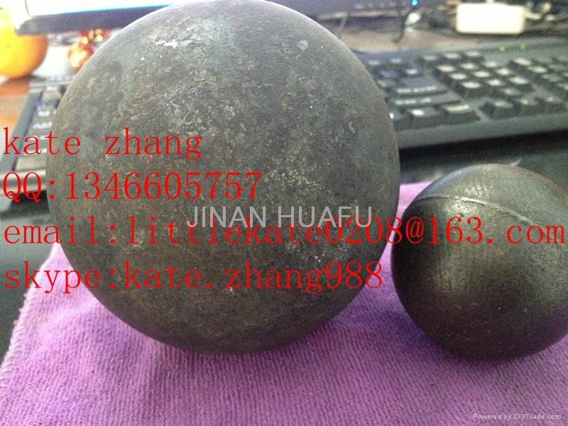 Ginding steel balls for mill 4