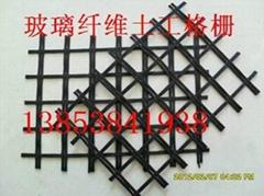 自粘式玻纤土工格栅供应商