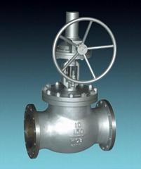 Steel globe valve