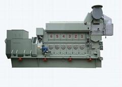 深圳重油柴油发电机组