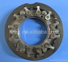 Turbocharger nozzle ring CT16
