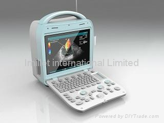 Portable Ultrasound system color doppler scanner 1