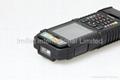 Mobile POS,R   ed Handheld Computer,Industrial PDA,barcode,Thermal printer 4