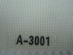 A-3001 sunscreen fabric for roller blinds