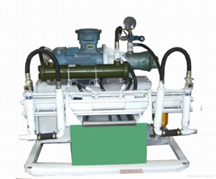Chinese electric high pressure grouting pump