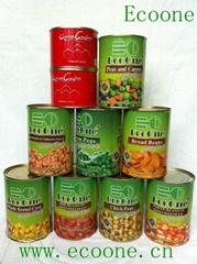 canned food-broad beans
