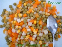 canned mix vegetables -peas&carrot&potato