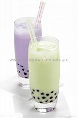Flavour powder for bubble tea bubble
