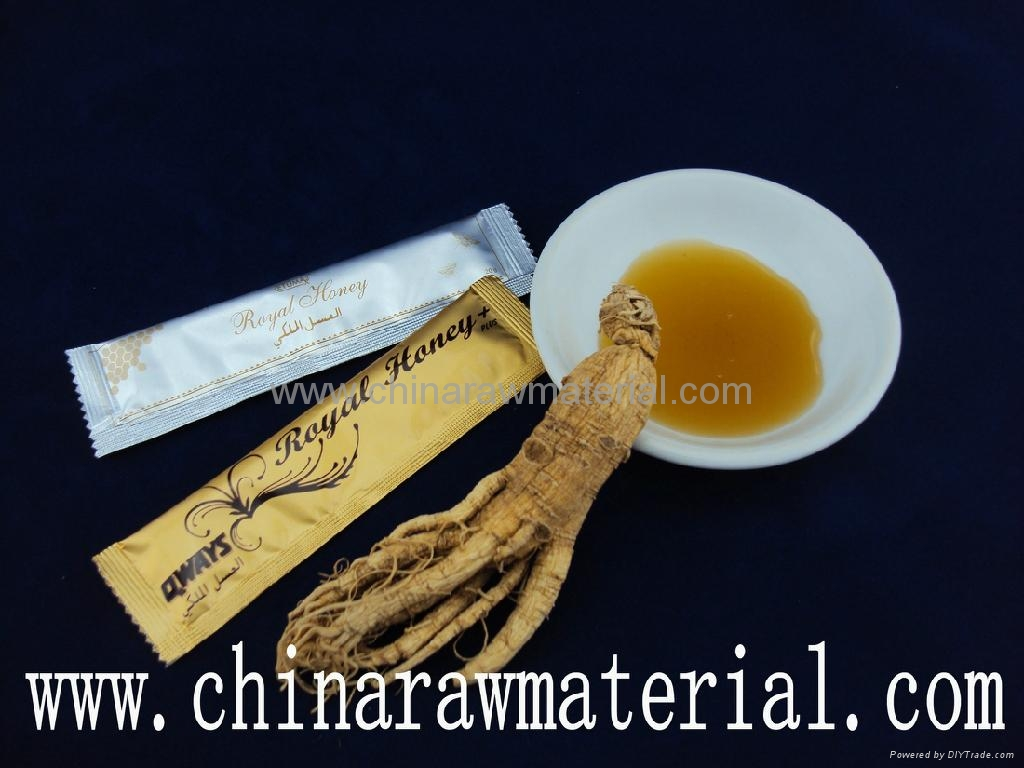 Ginseng honey honey syrup honey products 1