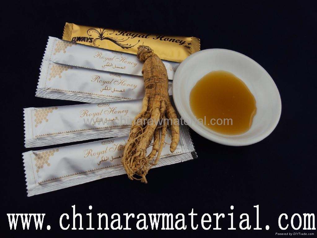 Ginseng honey honey syrup honey products 2