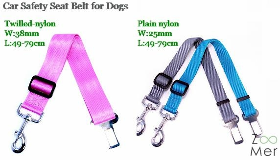 Car Safety Seat Belt Leash for Dogs 3