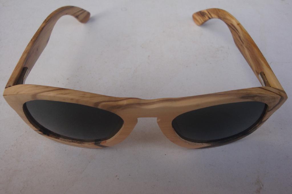 木質眼鏡 2
