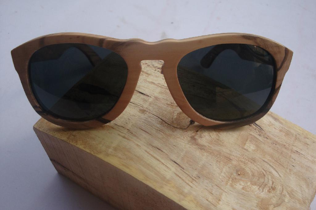木質眼鏡 4