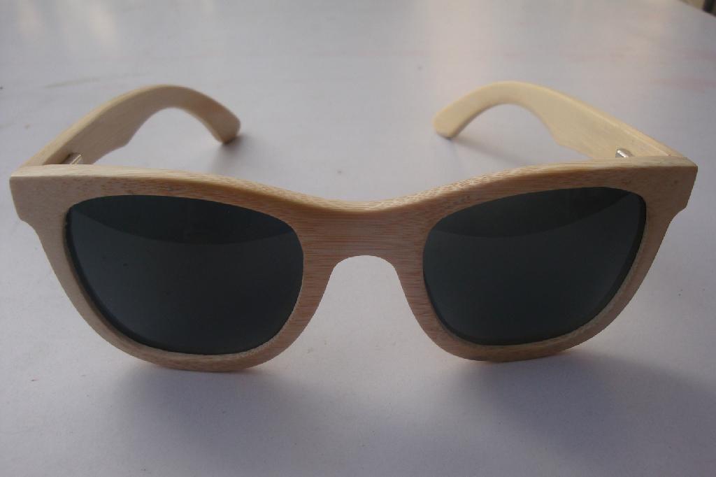 竹子框架眼鏡 1