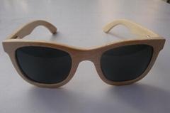 竹子框架眼鏡