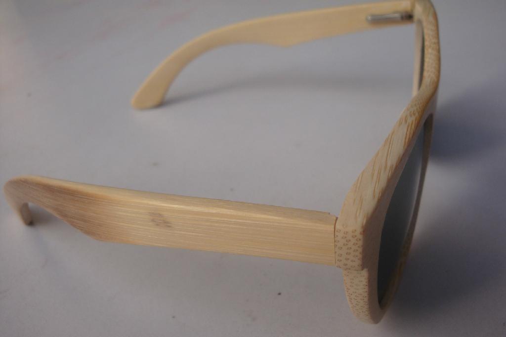 竹子框架眼鏡 2