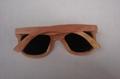 實木框架眼鏡 3