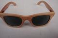 實木框架眼鏡 4