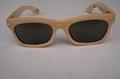 木製框架眼鏡 1