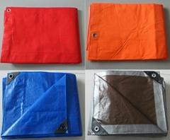 low price poly tarps pe tarpaulin