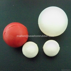 High performance rubber balls from 4mm to 308mm