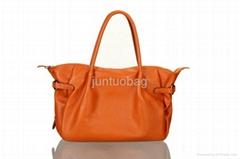 Genuine Leather bag/leisure bag/fashion designer bag