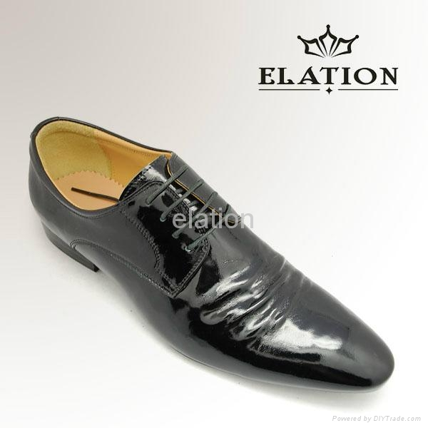 c3012a2d9e69 High class patent leather dress shoes for men - HC 523-8090-03 ...