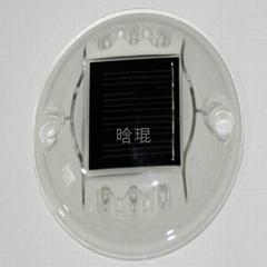 Super powered solar polycarbonate road stud Model HK-JD123